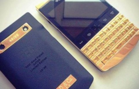 for sale:Bb porsche design p9981 with Vip pins arabic keyboard