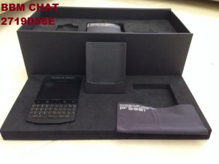 صور for sale:Bb porsche design p9981 with Vip pins arabic keyboard 2