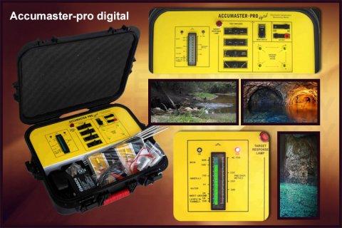 جهاز اكيوماستر لكشف المياه والذهب