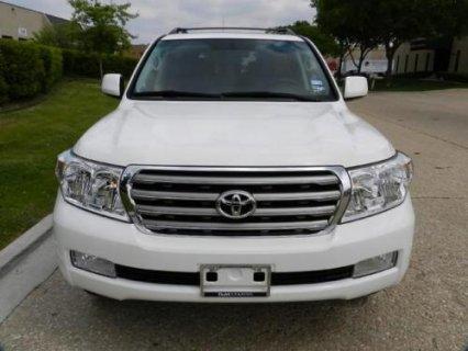 Toyota Land cruiser V8 2010
