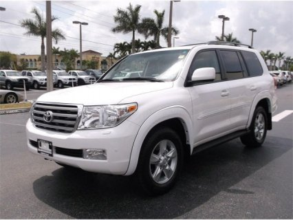 صور SELLING TOYOTA LAND CRUISER 2011 1