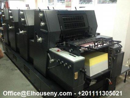 ماكينة هايدلربج 4 لون موديل 2001