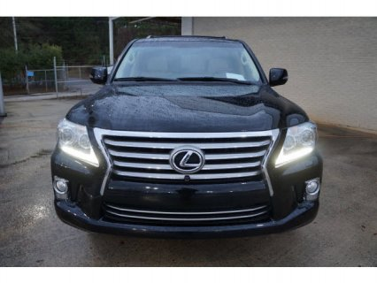 2013 LEXUS LX 570, FAIRLY USED