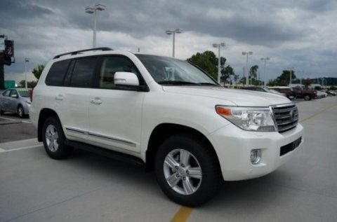 Perfectly Used 2014 Toyota Cruiser for sale