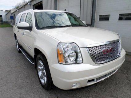 2013 Gmc Yukon XL 1500, No Accident