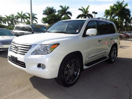 LEXUS LX 570 2011, FULL OPTION