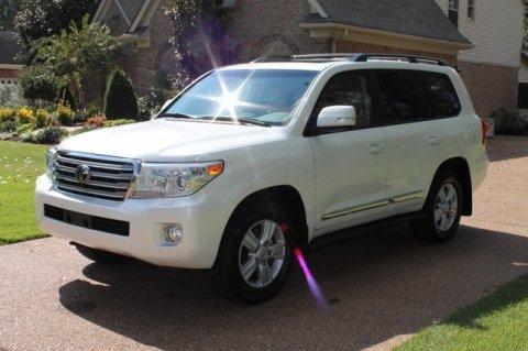 2013 Toyota Land Cruiser 4WD – SUV