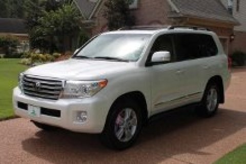 i want to sell my 2013 Toyota Land Cruiser Base 4x4 4dr SUV