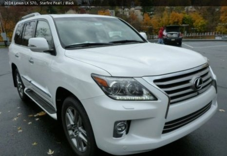 Whatsapp +2347036652695 Gulf Spec Lexus LX570 SUV model 2014