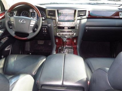 صور FULL OPTION 2011 LEXUS LX 570.. 2