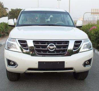 Nissan Patrol 2014 SUV
