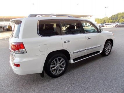 2013 LEXUS LX 570 FULL OPTION AVAILABLE FOR SALE