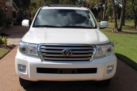 GULF SPECS - 2013 Toyota Land Cruiser 4WD – SUV