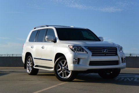 I want to sell my car 2014 Lexus Lx570