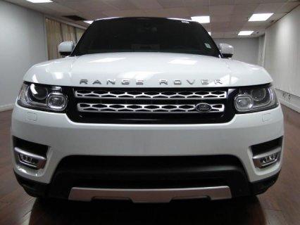 2014 Land Rover Range Rover Sport Supercharged - (Gulf Gcc Spec)