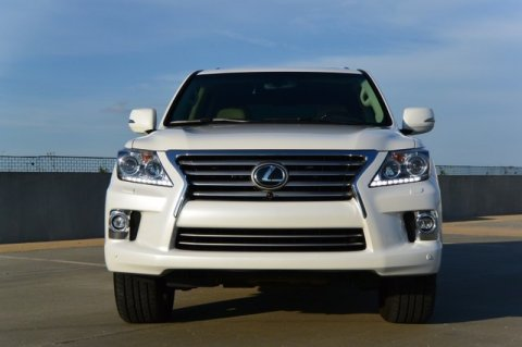 My car for sale, the car is a 2014 LEXUS LX570