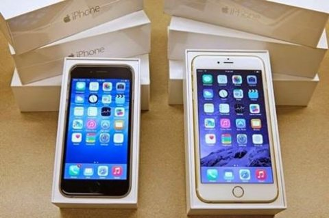 SPECIAL RAMADAN OFFER FREE DELIVERY Apple IPhones 6 & 6 Plus GOL