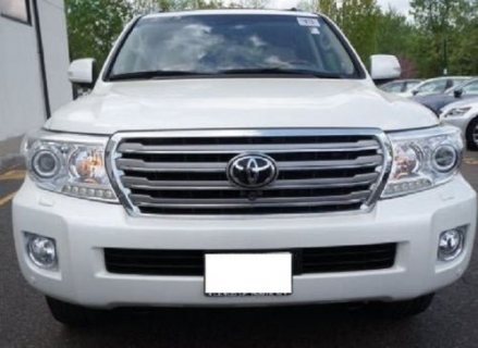TOYOTA LAND CRUISER 2013, EXPAT OWNER