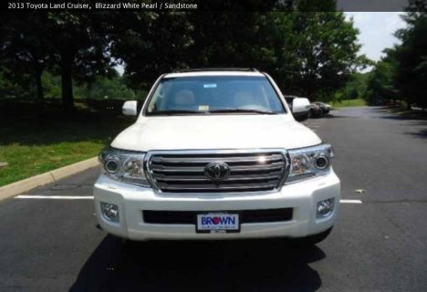 Used Toyota Land Cruiser 2013 for sale