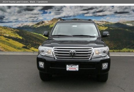 Used Toyota Land Cruiser 2014 for sale