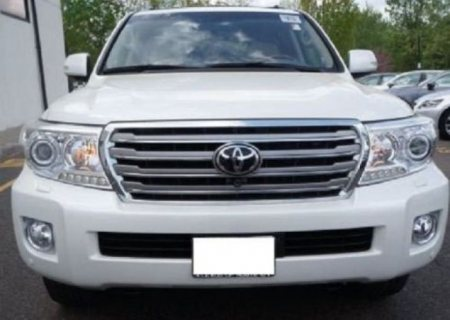 TOYOTA LAND CRUISER 2013 FULL OPTION V8