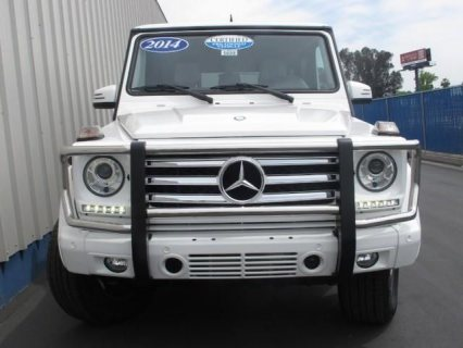 Used Mercedes-Benz G550 for sale
