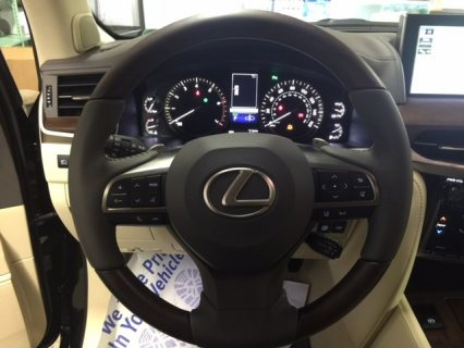 i introduce 2016 Lexus LX570,gcc spec