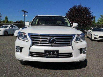 For Sale : 2015 Lexus LX 570 SUV Full Option