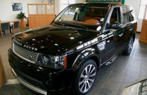 2010 Range Rover Sport Supercharged - 4x4 ......whatsapp +2347016929123