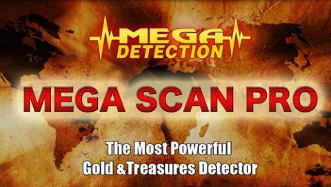 جهاز التنقيب عن  المعادن و الذهب فى عمان | MEGA SCAN PRO 2018