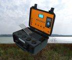 جهاز BR 700 PRO كاشف المياة الجوفية مع تحديد نوع المياة الموجودة عمق 700 متر