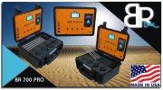 جهاز BR 700 PRO الأفضل عالميا كاشف المياة الجوفية مع تحديد نوعها لعمق 700 متر