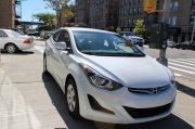 2016 Hyundai Elantra Full Options No Accident