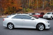 Moody Silver 2012 Toyota Camry for sale to me at a very affordab