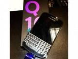 بلاك بيري Q10 QWERTY 4g LTE غير مقفلة الهاتف (سيم الحرة)
